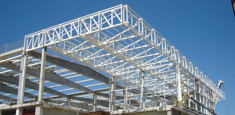 Estructuras Metálicas - PNYC