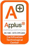 MARCADO CE-EN1090 por APPLUS certificado 0370-CPR-2290